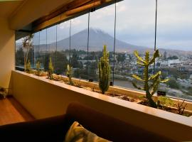 Amazing View, self catering accommodation in Arequipa