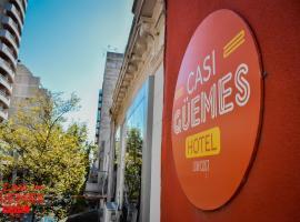 Casi Guemes Hotel, hotel in Cordoba