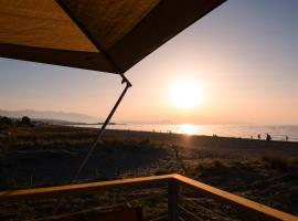Camping Elizabeth, glamping site in Rethymno