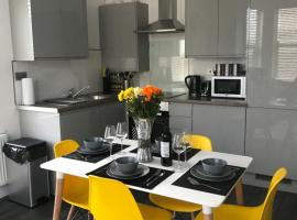 Greyfriars, apartment in Clacton-on-Sea