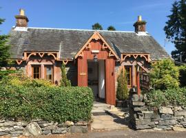 Alderdale B&B, B&B in Luss