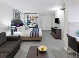 Oaks Sydney Hyde Park Suites, hotel in Sydney