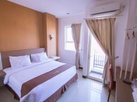 Luxpoint Hotel Baratajaya, hôtel à Surabaya