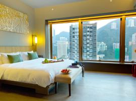 Wanchai 88, hotel in Hong Kong