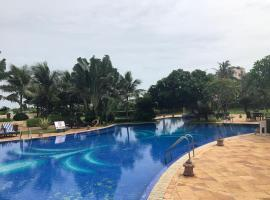 The Hans Coco Palms, resort in Puri