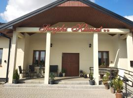 Swojski Klimat, hotel in Siedlin