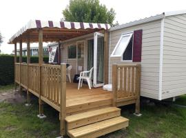 Mobil home - Les mathes, campground in Les Mathes