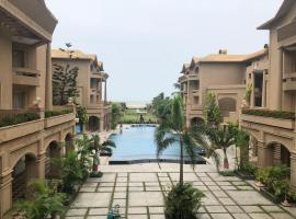 The Chariot Resort and Spa, beach hotel in Puri