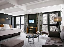 Hôtel Terminal Neige – Totem, hotel in Flaine