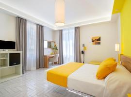 Corte's House, family hotel in Sorrento
