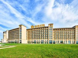 The QUBE Hotel Shanghai Sanjiagang - Pudong International Airport, hotel near Shanghai Pudong International Airport - PVG, Shanghai