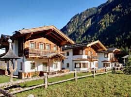S'Dörfl Chalets, cabin in Mayrhofen