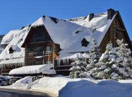 Hotel Chalet Bassibe by Silken, hotel with pools in Baqueira-Beret