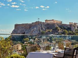 Electra Metropolis, hotel a Atenes