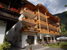 Hotel Garni Obermair, hotel in Mayrhofen
