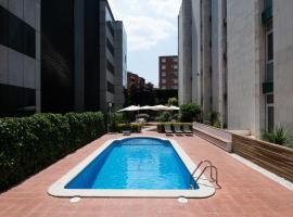 Catalonia Bristol, hotel cerca de Campo de Golf Port del Compte, San Andrés de la Barca