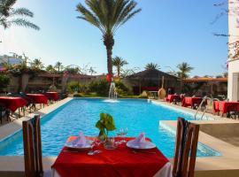 Appart Hotel Rodes, apartment in Mezraya