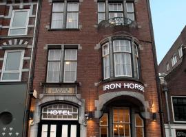 Hotel Iron Horse Leidse Square, hotel in Oud West, Amsterdam