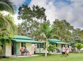 Glen Villa Resort, hotel in Byron Bay