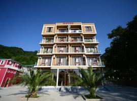 Medea Kvariati, hotel in Kvariati