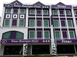 Venus Boutique Hotel, hotel in Malacca