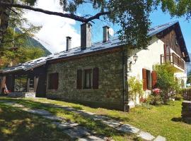 5BR Chalet 300m from center Chamonix, villa i Chamonix-Mont-Blanc
