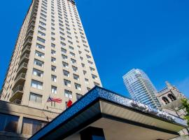 Century Plaza Hotel & Spa, hotel near Christ Church Cathedral, Vancouver