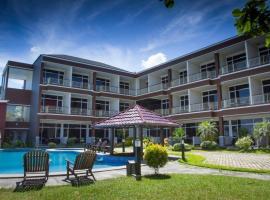 Bahamas Hotel & Resort Belitung, hotel di Tanjung Pandan