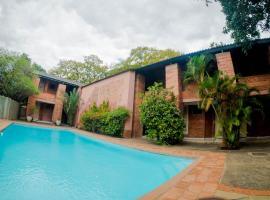 Ndeke Hotel, hotel en Lusaka