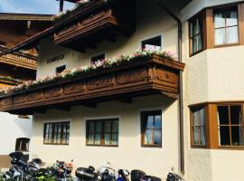 Chalet Sonneck, guest house in Seefeld in Tirol