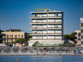 Hotel Majestic, отель в городе Милано-Мариттима