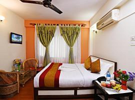 Hotel Pleasure Home, hotel in Thamel, Kathmandu