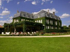 Château de Sancy, hotel in Sancy-lès-Meaux