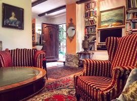 Dworek Adamski – hotel w pobliżu miejsca Zamek Książ w Wałbrzychu