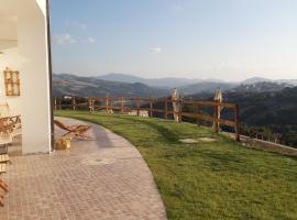 Country B&B Piani del Mattino, hotel a Potenza