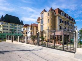 More Hotel, hotel in Vardane