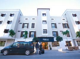 Hotel MR Costa Blanca, hotel en Denia