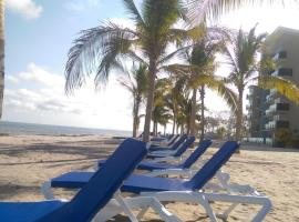 Playa Caracol Chame, serviced apartment in Chame