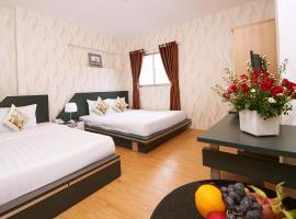Saigon Charm Hotel, family hotel in Ho Chi Minh City