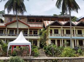 Sibayak Guesthouse, guest house in Tuktuk Siadong