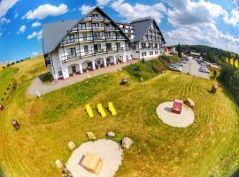 Alpina Lodge Hotel Oberwiesenthal, hotel in Kurort Oberwiesenthal