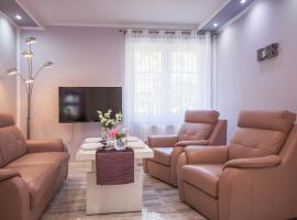 VacationClub - Villa Park 19 Apartment 1, hotel with jacuzzis in Świnoujście