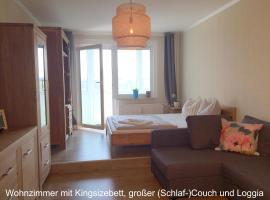 Apartment Anna, Hotel in Chemnitz