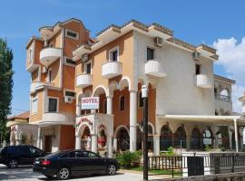 Hotel Ferrari Tirane, hotel near Tirana International Airport Mother Teresa - TIA, Tirana