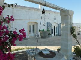 Masseria Verbena, country house in Monopoli