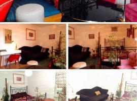 cosy room close to HBF & Fair, guest house in Frankfurt
