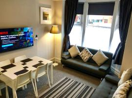 Stay Lytham Serviced Apartments, apartment in Lytham St Annes