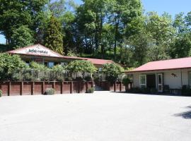 Jafa's Motels, motel in Lawrence