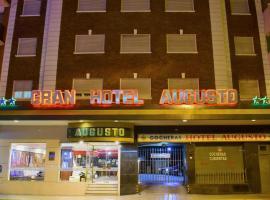 Gran Hotel Augusto, hotel cerca de Puerto de Mar del Plata, Mar del Plata