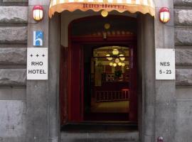 Rho Hotel, hotel in Amsterdam